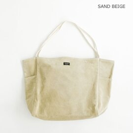 STANDARD SUPPLY DAILY SUEDE TOTE M