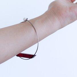 Sur|titanium bracelet TI-BR1