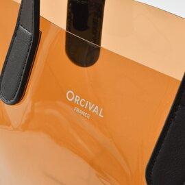 ORCIVAL クリアPVCミニトートバッグ rc-7319clv-rf