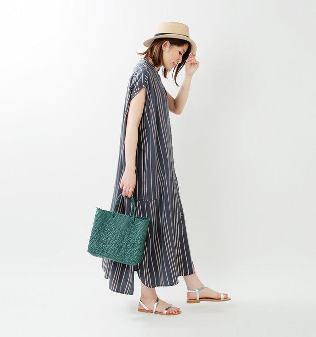 model mei:165cm / 50kg color : dark green / size : XS
