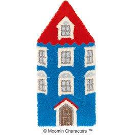 ムーミン マット MOOMIN HOUSE 40×85cm