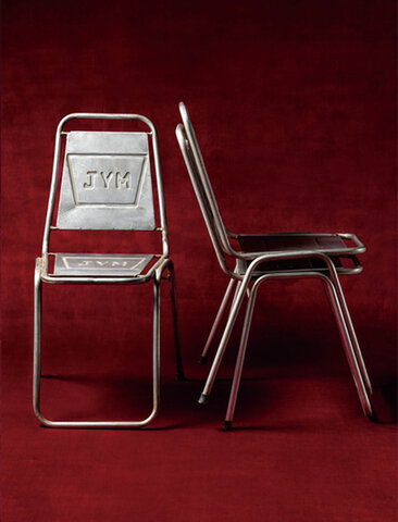PUEBCO|VINTAGE STACKING CHAIR
