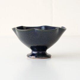 古谷製陶所|輪花豆鉢・輪花高台小鉢