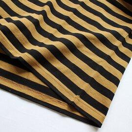 maillot|border drop shoulder T-shirts ドロップショルダー・ボーダーTee New Color MAC-15145