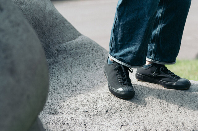 日本人の足に最適な靴を生み出しているムーンスター。履き心地がとてもよく、長時間の立ち仕事でも疲れにくいです。