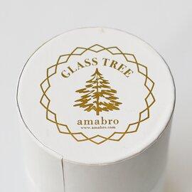 amabro GLASS TREE