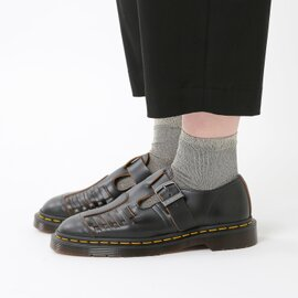 DrMartens|ヴィンテージスムーズレザーシューズ mica-vintage-smooth-tr