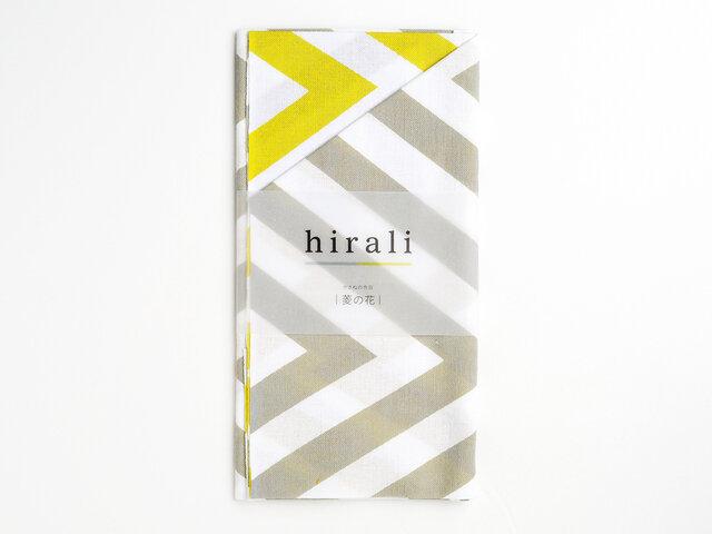 hirali|【送料無料】手ぬぐい かさねの色目 ~菱の花~