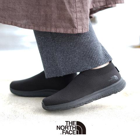 THE NORTH FACE|ベロシティ ニット ゴアテックス インビジブル フィット Velocity Knit GORE-TEX Invisible Fit シンプル スリッポン シューズ ザノースフェイス