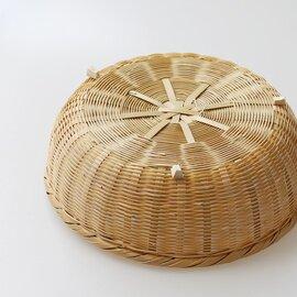 松野屋|淡竹足付ざる