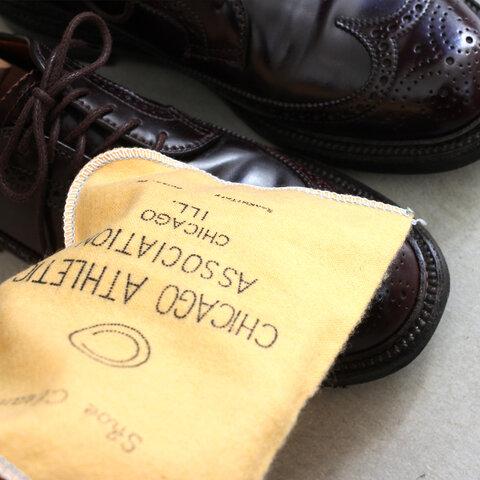 VINTAGE|Shoe Shine Mitt Towel