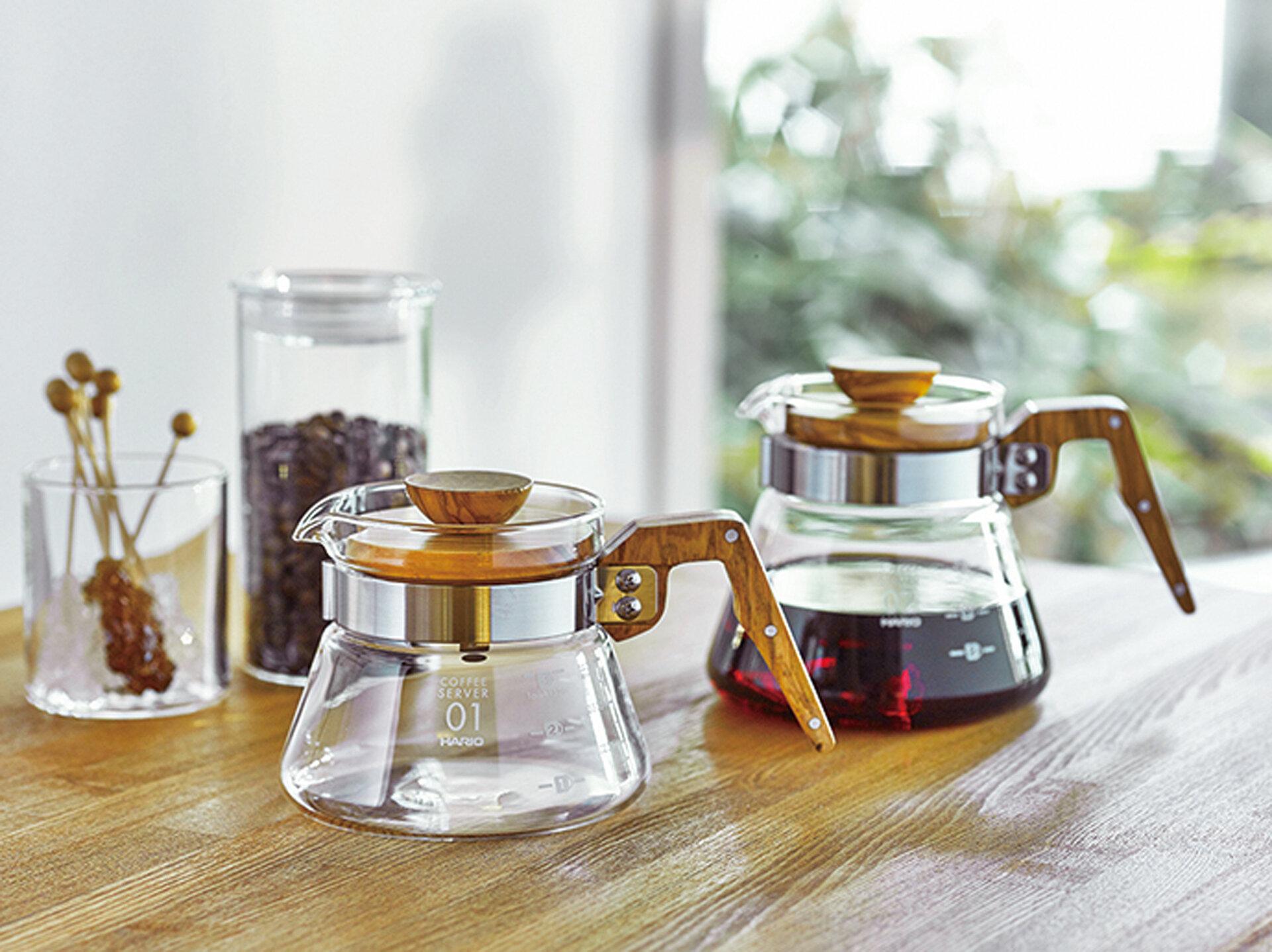 コーヒー サーバー ハリオ