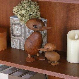 アーキテクトメイド│木製オブジェ(ダック、バード、オスカー)