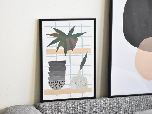 cortina|ポスターフレーム A4