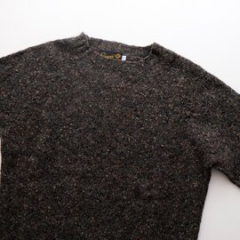 Grenugie|L/S Crew Neck -STRATO exclusive