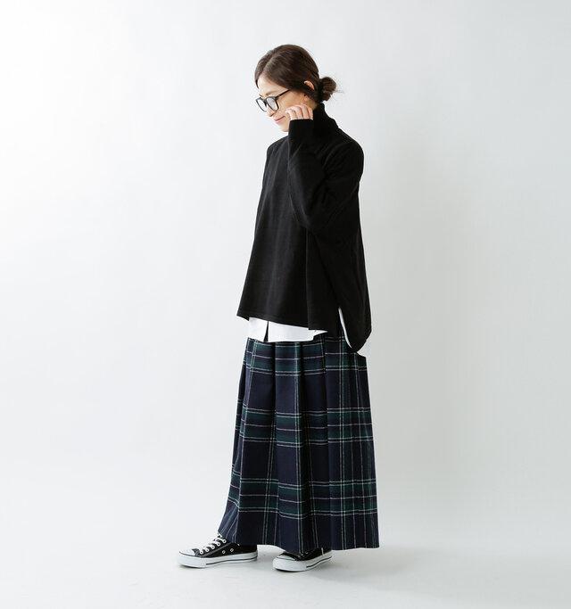 model tomo:158cm / 45kg color : black / size : F