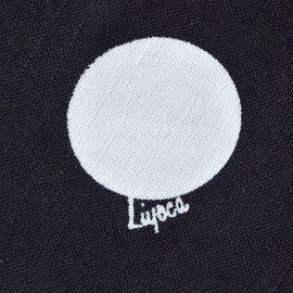 Liyoca|リネンビスコースドットプリントイージーパンツ e4311-mt