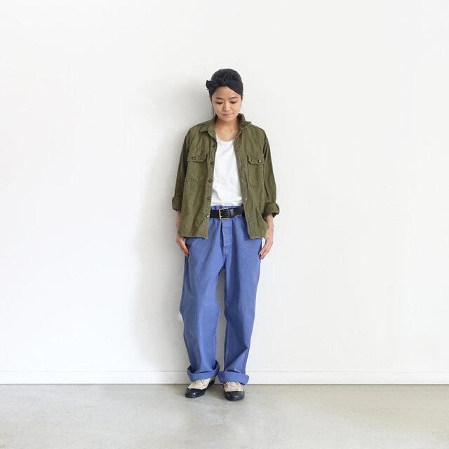 (Model 158cm、Blue着用)