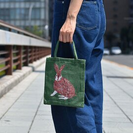 松尾ミユキ 動物 ミニトート/トートバック