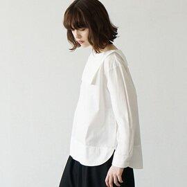 Mochi sailor blouse (white)