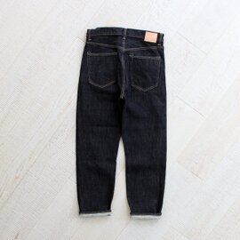 HATSKI|Regular Tapered Denim -One Wash
