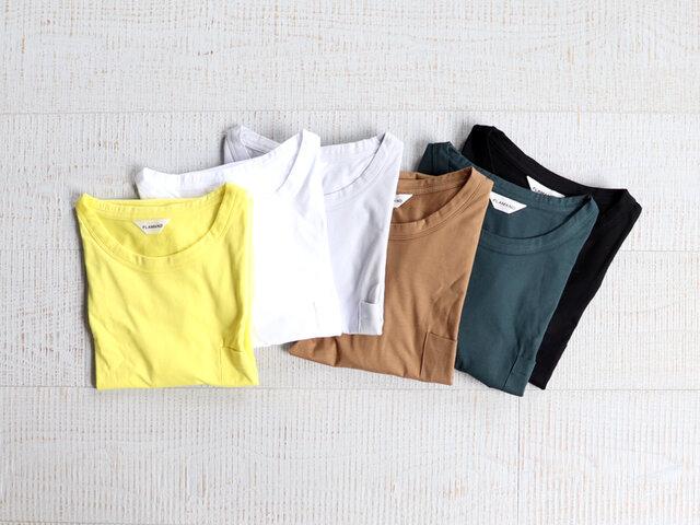 カラーは豊富な8色展開。 シルクのような光沢と滑らかな肌触りが特徴のエジプト綿を使用しています。