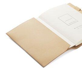 土屋鞄製造所|プレーンヌメ A5ノートカバー