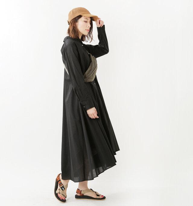 model mei:165cm / 50kg  color : british khaki / size : F