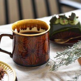平安楽堂|麻の葉 マグカップ