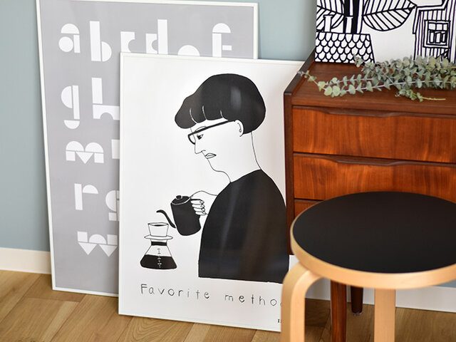 IFNi ROASTING & CO.|ポスター