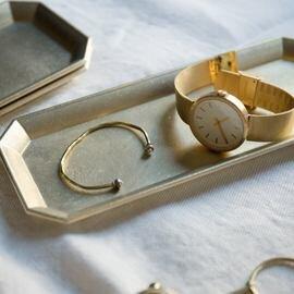 FUTAGAMI|真鍮の文具トレイ
