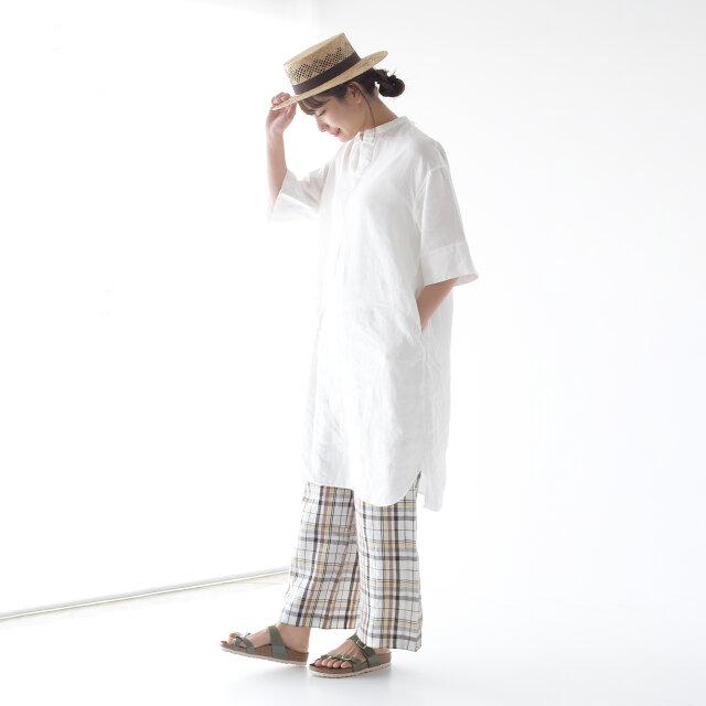 モデル:170cm / 54kg color : khaki / size : 37(23.5~24cm)