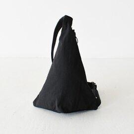 ANVOCOEUR ニトウヘンサンカクケイ コンパクト バッグ isosceles traiangle トライアングル型 ボディバッグ かばん AC19106 アンヴォクール