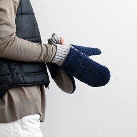 tet. boa miton(ボア ミトン)グローブ/手袋