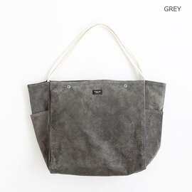 STANDARD SUPPLY|DAILY SUEDE TOTE M