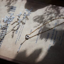 goodman jewelry works|SILVER×14GFチェーンブレスレット