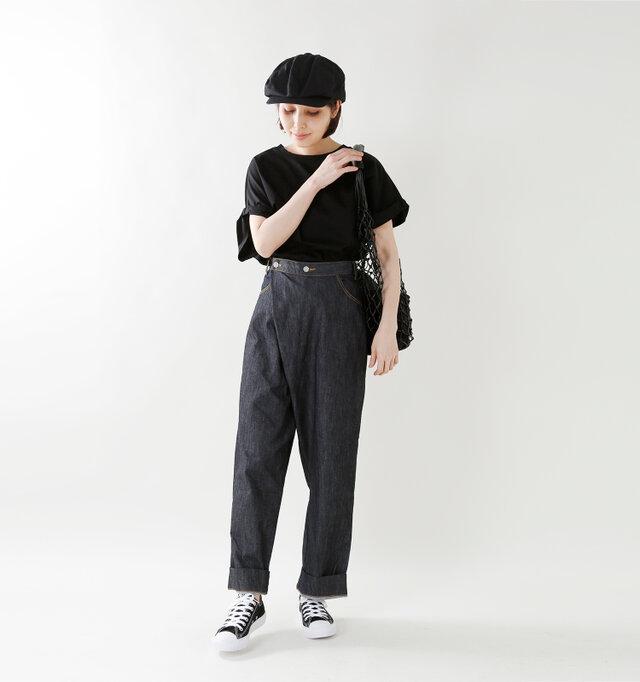 model yama:167cm / 49kg color : black / size : 5(24.0cm)   デイリー使いにはもちろん、今季テーマ「旅とコンバース」のようにたくさん歩く旅行にも履いていきたい一足ですね。