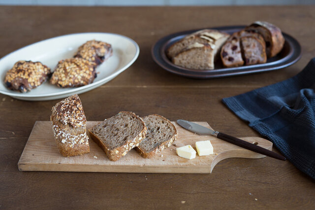 haluta|halutaのパンと焼き菓子詰め合わせ