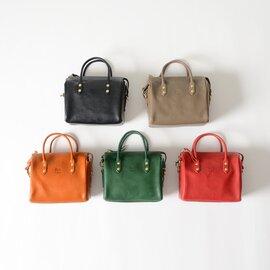 IL BISONTE|レザーミニボストンバッグショルダーバッグ 鞄 カバン 54172300115 イルビゾンテ
