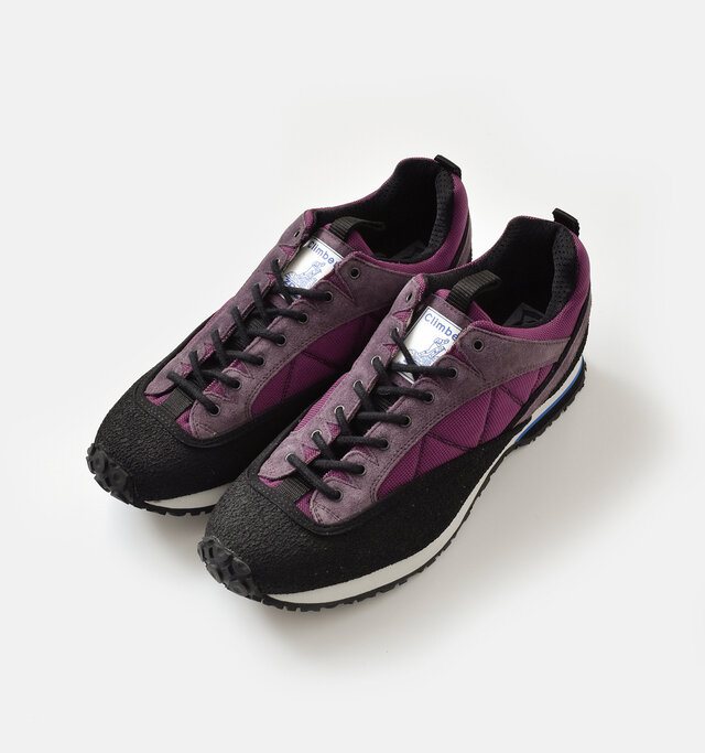 color : purple×black
