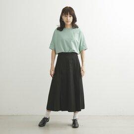 Traditional Weatherwear|【UNION WEAR】フロント ポケット プリーツ スカート