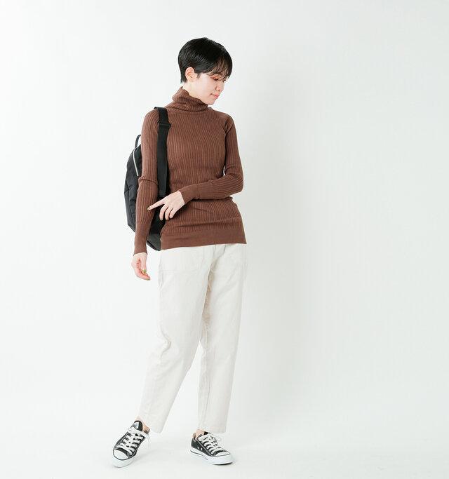 model saku:163cm / 43kg color : walnut / size : 1