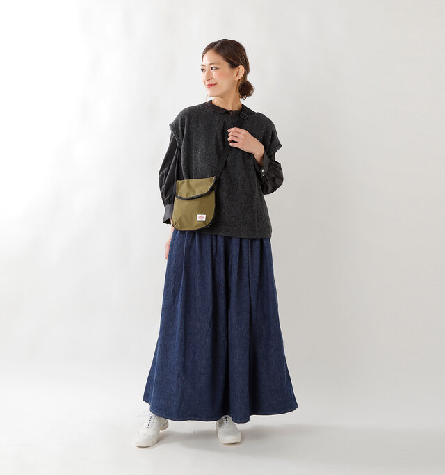 model tomo:158cm / 45kg