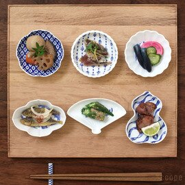 東屋    印判豆皿(別注)