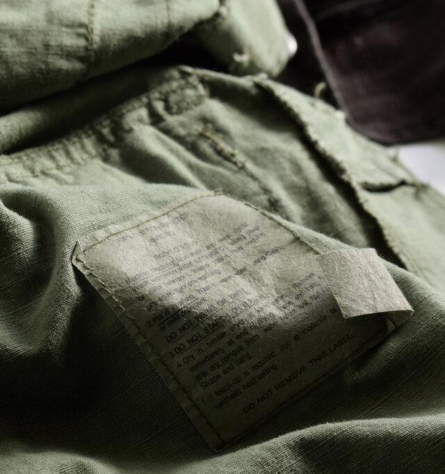 アメリカの陸軍、海軍にミリタリー製品を供給してきた伝統あるミリタリーウエアブランド、ロスコから、ハードウォッシュ加工のクールなミリタリーシャツジャケットをお届けします。