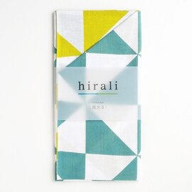 hirali|手ぬぐい かさねの色目 ~風光る~【母の日ギフト】