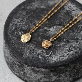 Laboratorium|crumpled metal necklace