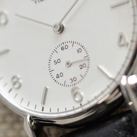 b46dab9d0c CIRCA│レザーベルト×ラウンドケース腕時計 ct114rg-rp - Piu di ...