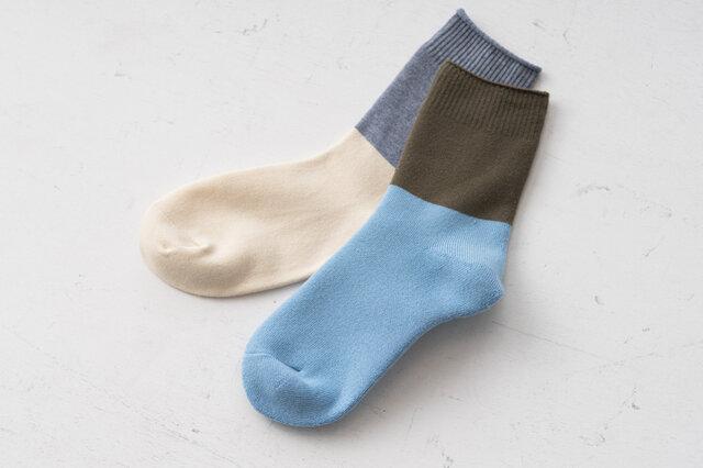 ドラロン綿は抗菌防臭機能を備えた柔らかな混紡糸。