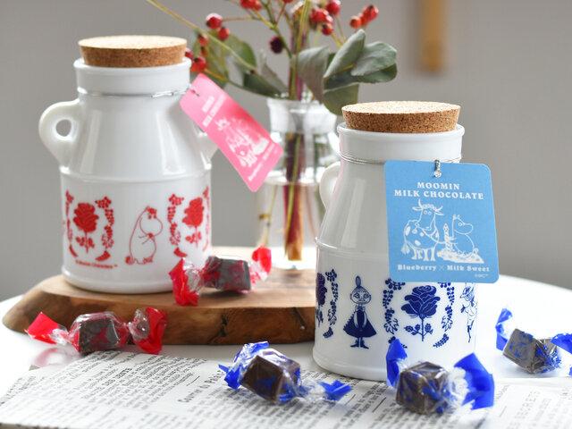 ムーミン|チョコレート(瓶入り)